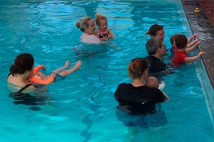 baby swim classes